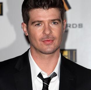 Lancaster And Morecambe Citizen: Robin Thicke's song Blurred Lines has been named the UK's most downloaded track of all time
