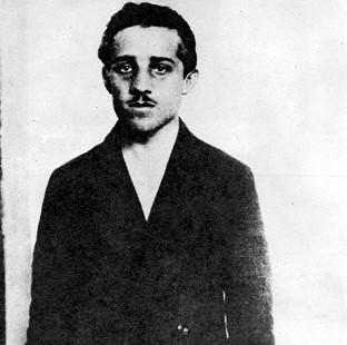 Lancaster And Morecambe Citizen: Assassin Gavrilo Princip, whose act sparked off the First World War, is the subject of a new book by Tim Butcher