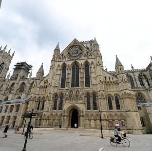 Lancaster And Morecambe Citizen: York Minster, which the Tour de France riders will pass on stage 2 of the race
