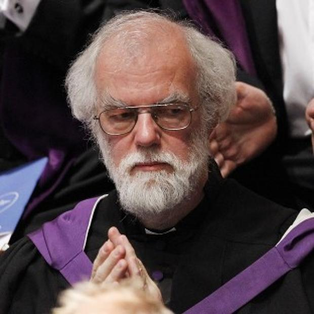 Lancaster And Morecambe Citizen: Former Archbishop of Canterbury Rowan Williams said the country is not as secular as some people think