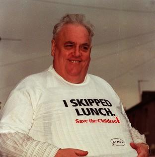 Lancaster And Morecambe Citizen: The late Sir Cyril Smith