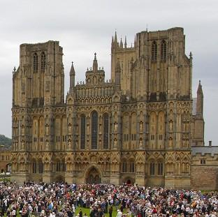 Lancaster And Morecambe Citizen: A woman has become trapped after a fall at Wells Cathedral