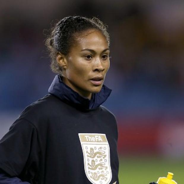 Lancaster And Morecambe Citizen: England and Arsenal Ladies forward Rachel Yankey will be handed an OBE for services to football