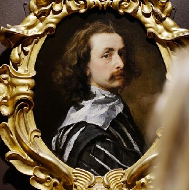 Lancaster And Morecambe Citizen: A self-portrait by Sir Anthony Van Dyck has been saved for the nation after an appeal raised �10m