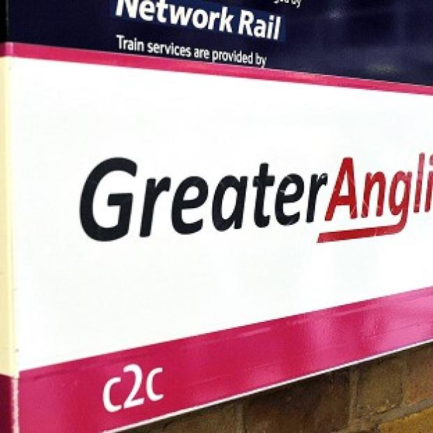 Lancaster And Morecambe Citizen: Investigators studied an incident in which a Greater Anglia train hit a stationary train at platform six at Norwich station