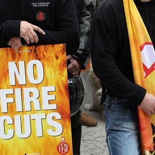 Lancaster And Morecambe Citizen: Firefighters are staging more industrial action in a dispute with the Government over pension changes