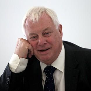 Lancaster And Morecambe Citizen: Lord Patten is standing down with immediate effect