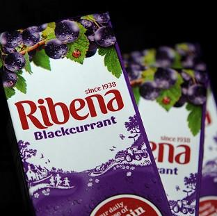 Lancaster And Morecambe Citizen: A general view of Ribena soft drink.