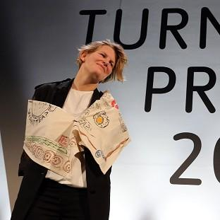 Lancaster And Morecambe Citizen: Laure Prouvost was the winner of last year's Turner Prize
