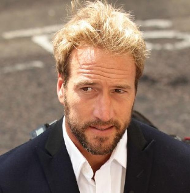 Lancaster And Morecambe Citizen: Ben Fogle has told how he fought off a mugger