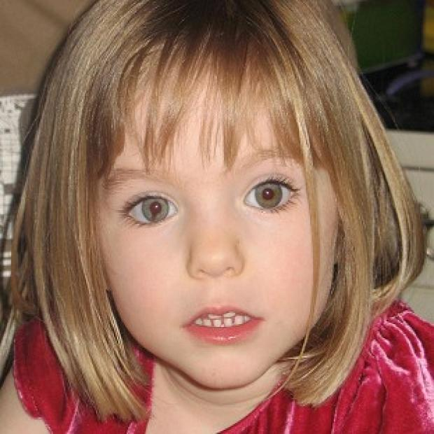 Lancaster And Morecambe Citizen: Madeleine McCann went missing while on holiday in Portugal on May 3, 2007