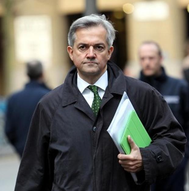 Lancaster And Morecambe Citizen: Former energy secretary Chris Huhne