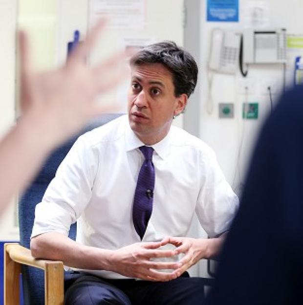Lancaster And Morecambe Citizen: Ed Miliband has pledged financial support for GPs' surgeries.