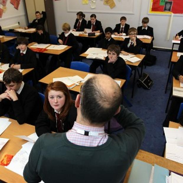 Lancaster And Morecambe Citizen: Academics have suggested pupils refer to their teachers by their first names