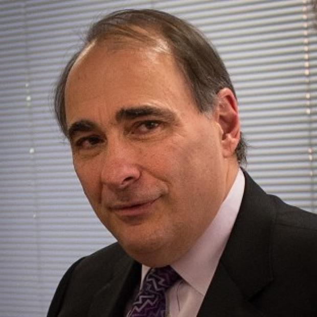 Lancaster And Morecambe Citizen: David Axelrod was left embarrassed by his spelling error