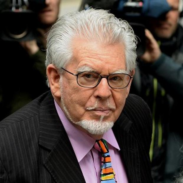 Lancaster And Morecambe Citizen: Rolf Harris denies the charges.