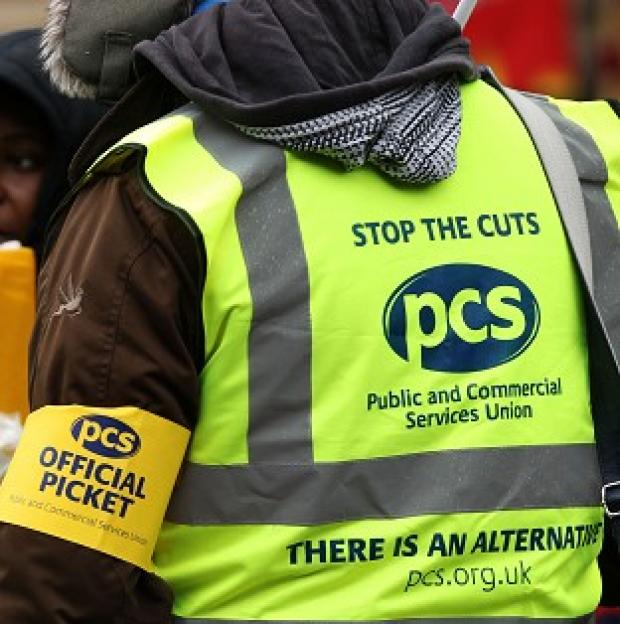 Lancaster And Morecambe Citizen: PCS union members are calling for strike action over public pay awards
