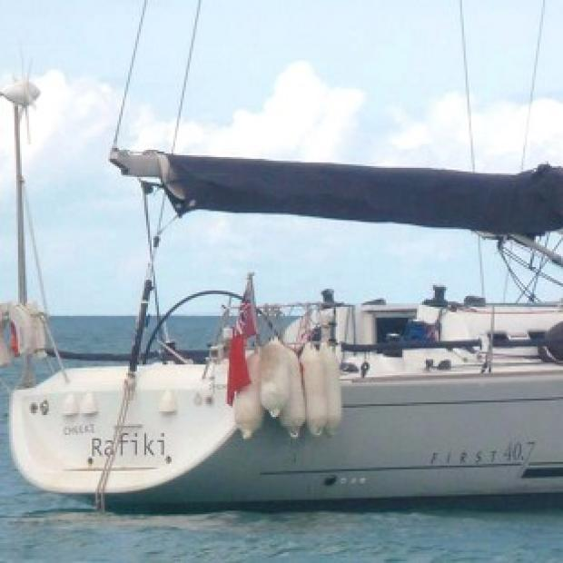 Lancaster And Morecambe Citizen: The Cheeki Rafiki yacht and its four British crew are missing after the vessel capsized in the mid-Atlantic Ocean (Royal Yachting Association/PA)
