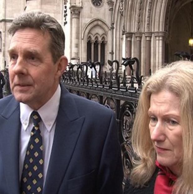 Lancaster And Morecambe Citizen: Paul and Sandra Dunham are set to be handed over for extradition to the United States