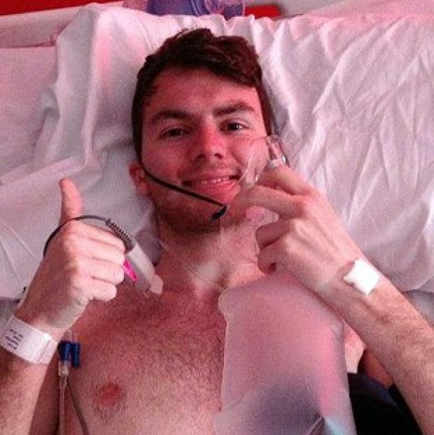 Lancaster And Morecambe Citizen: Stephen Sutton's funeral will take place next week following a vigil at Lichfield Cathedral