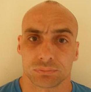 Lancaster And Morecambe Citizen: Anthony Peloe and John Arnold have gone on the run after absconding from an open prison
