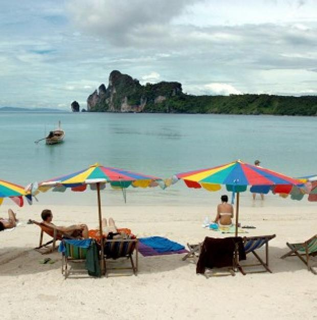 Lancaster And Morecambe Citizen: Around 800,000 Britons visit Thailand every year