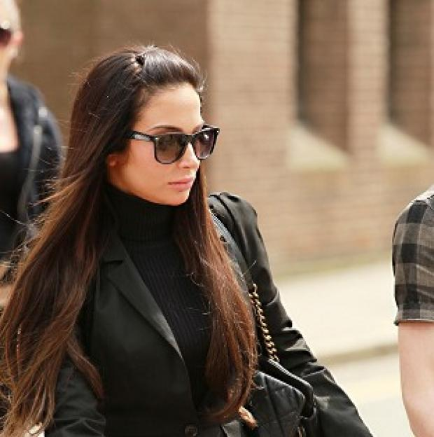 Lancaster And Morecambe Citizen: Singer Tulisa Contostavlos, 25, denies an assault charge