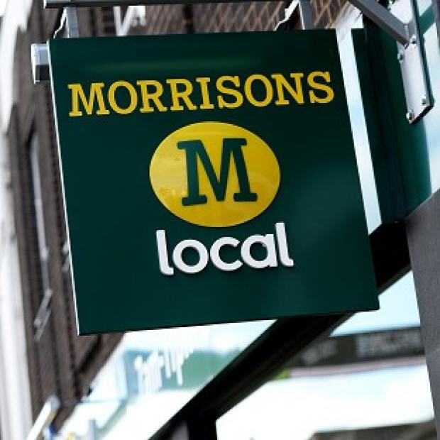 Lancaster And Morecambe Citizen: Chief executive of Morrisons Dalton Phillips says he uses a 'smell test' on his own food