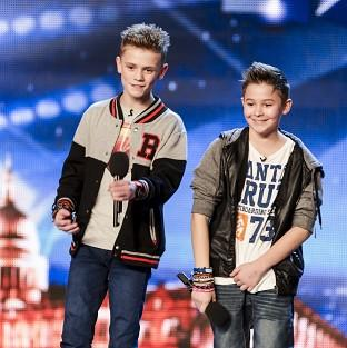 Lancaster And Morecambe Citizen: Bars and Melody are the bookies' favourites to lift the BGT crown