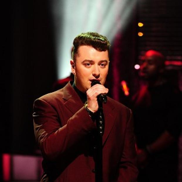 Lancaster And Morecambe Citizen: Sam Smith will sing Stay With Me.