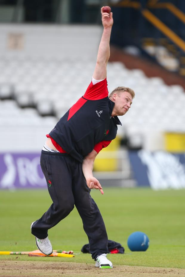 Lancaster And Morecambe Citizen: Andrew Flintoff