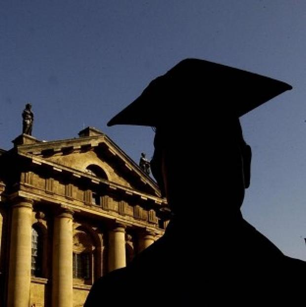 Lancaster And Morecambe Citizen: Job prospects for graduates are improving, according t