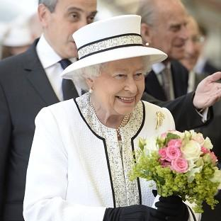 Lancaster And Morecambe Citizen: The Queen is in Paris on a state visit.