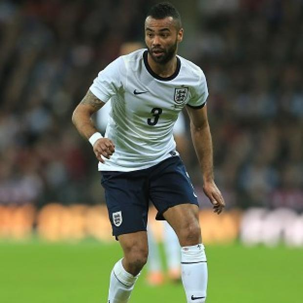 Lancaster And Morecambe Citizen: Ashley Cole was left out of England's World Cup squad