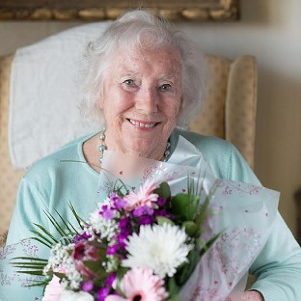 Lancaster And Morecambe Citizen: Dame Vera Lynn has made the top 20 at the age of 97