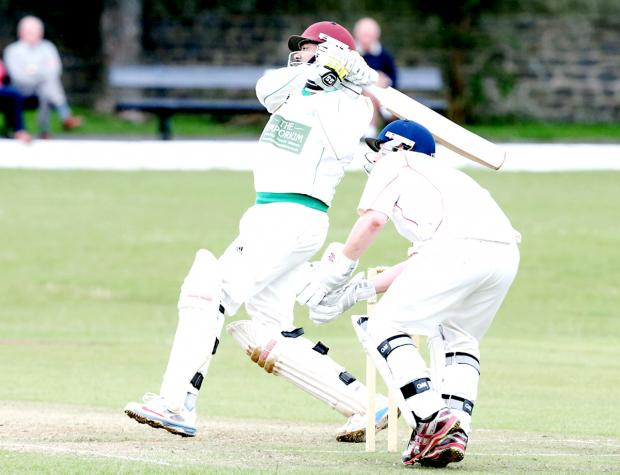 Lancaster And Morecambe Citizen: Janake Gunaratne hits out for Clitheroe on Sunday
