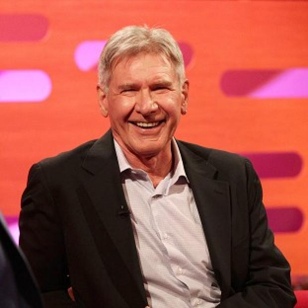 Lancaster And Morecambe Citizen: Harrison Ford was airlifted to the John Radclif