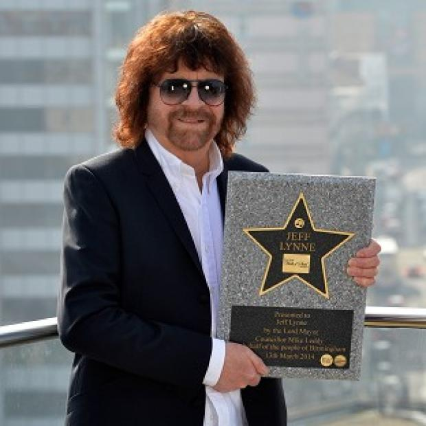 Lancaster And Morecambe Citizen: ELO frontman Jeff Lynne