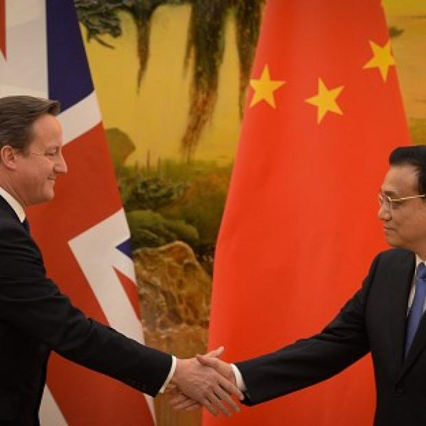 Lancaster And Morecambe Citizen: Li Keqiang is visiting the UK.