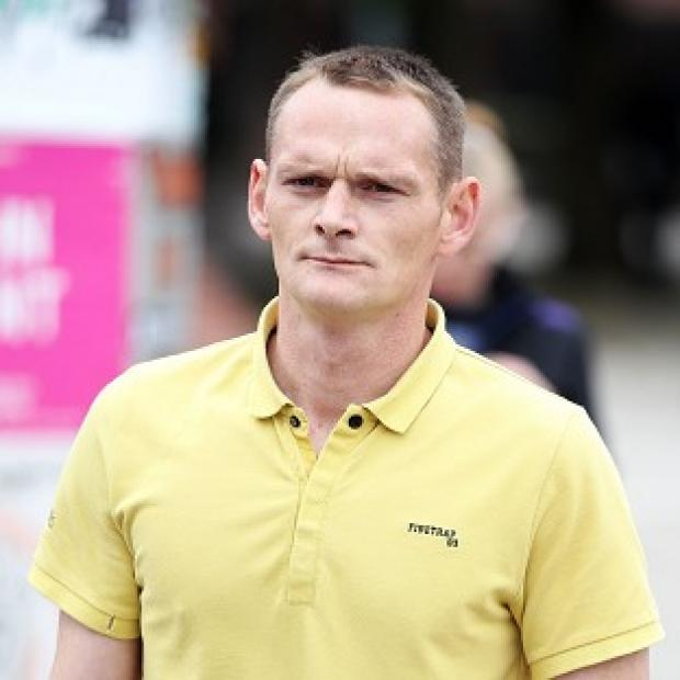 Lancaster And Morecambe Citizen: Lee Horner arrives at Leeds Magistrates' Court for a hearing over the death of his partner in a dog attack