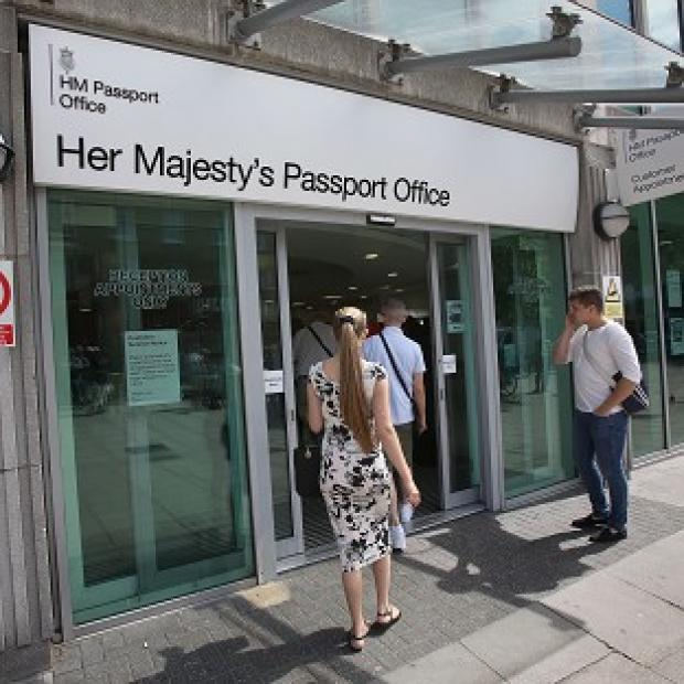 "Lancaster And Morecambe Citizen: The PCS Union's Mike Jones said that the Passport Office has ""lost control"" of the backlog"