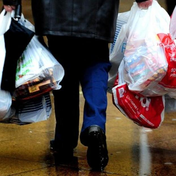 Lancaster And Morecambe Citizen: It is hoped the 5p bag charge will reduce litter, cut carbon emissions and reduce waste