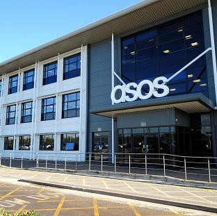 Lancaster And Morecambe Citizen: The Asos warehouse in Barnsley has been badly damaged in a fire