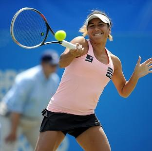 Lancaster And Morecambe Citizen: Heather Watson opens her Wimbledon campaign today