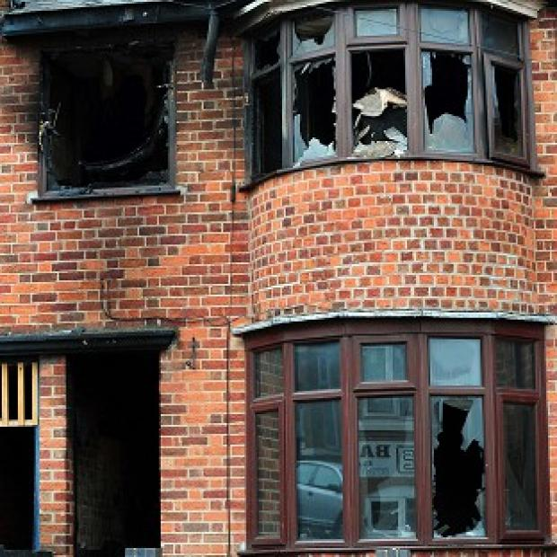 Lancaster And Morecambe Citizen: A mother and her three children died in the blaze