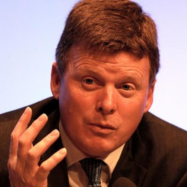Lancaster And Morecambe Citizen: Richard Benyon questioned the decisi