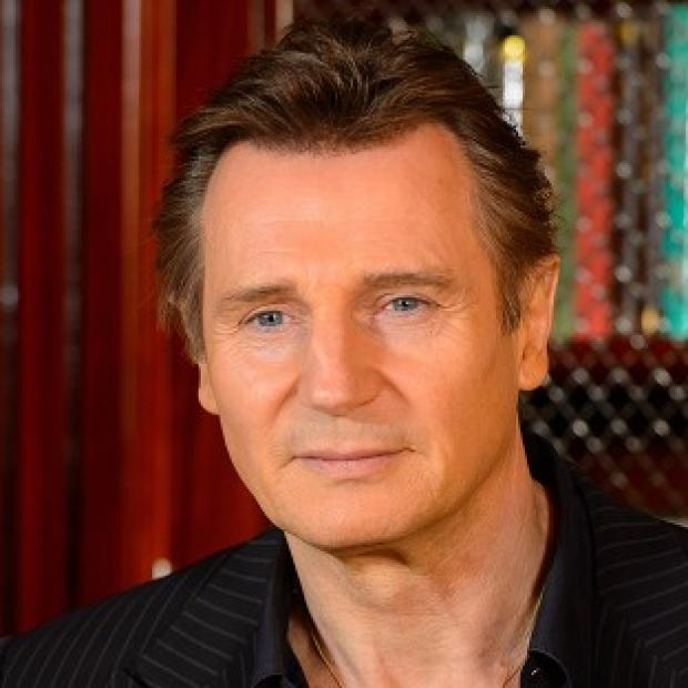 Lancaster And Morecambe Citizen: Actor Liam Neeson, whose nephew is critically ill after an accident in Brighton