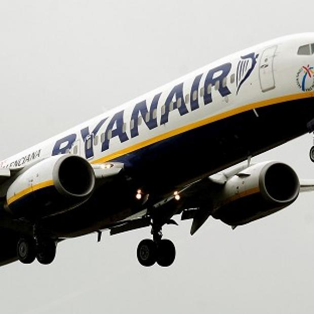 Lancaster And Morecambe Citizen: Two Ryanair planes have collided at Stansted Airport