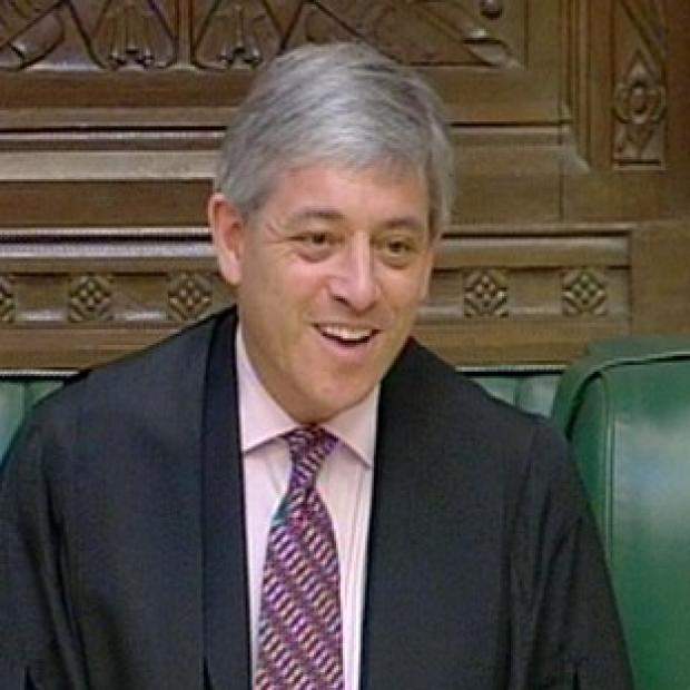 Lancaster And Morecambe Citizen: Speaker of the House of Commons, John Bercow.