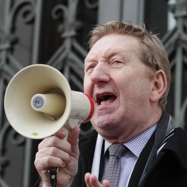 Lancaster And Morecambe Citizen: Unite's general secretary Len McCluskey has pledged his full support to Labour